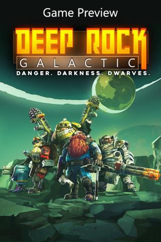 Постер Deep Rock Galactic